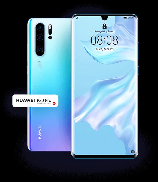 Huawei P30 Pro pre váš biznis