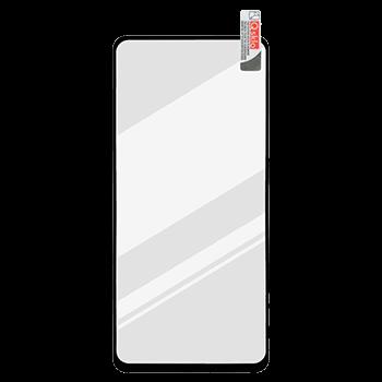 Čierne (FC) 0.33mm Q sklo pre Realme 8