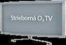 Strieborna O2 TV