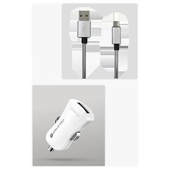 Balík do auta pre smartfón s USB-C konektorom