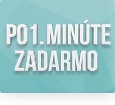 Bezplatné volania na čísla O2 Slovensko po 1. minúte