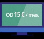 O2 Internet na doma od 15 eur