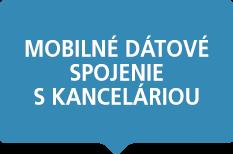 Mobilné dátové spojenie